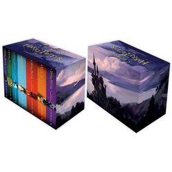 Harry Potter 1-7 BR Pakiet (Duddle) w.2016 (opr. kartonowa)