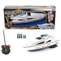 Pozostałe zabawki, SIMBA RC Sea Lord, RTR 201119548 - odbiór w 2000 punktach - Salony, Paczkomaty, Stacje Orlen