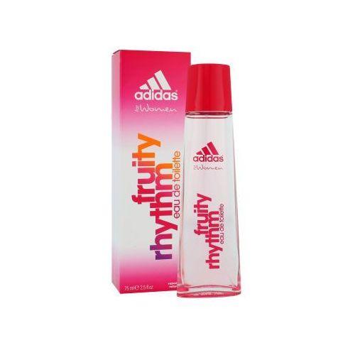 Wody toaletowe damskie, Adidas Fruity Rhythm Woman 75ml EdT