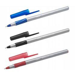 Długopis Round Stic Exact czerwony (20szt) BIC