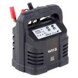 Ładowarka/prostownik YATO 12A 12V procesor