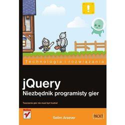 jQuery. Niezbędnik programisty gier (opr. miękka)