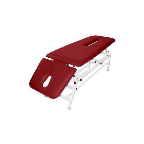 Pozostały sprzęt rehabilitacyjny, Stół rehabilitacyjny 2 cz. hydrauliczny Master 2H