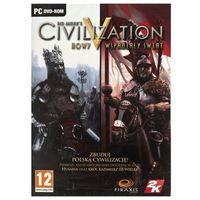 Gry PC, Civilization 5 Nowy Wspaniały Świat (PC)