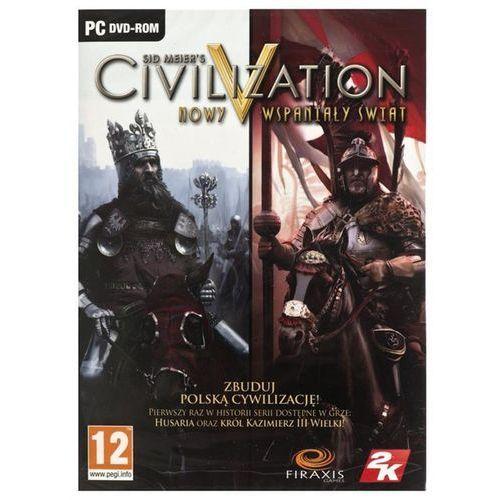 Gry na PC, Civilization 5 Nowy Wspaniały Świat (PC)
