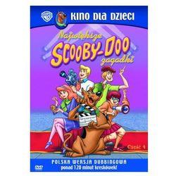 SCOOBY-DOO, NAJWIĘKSZE ZAGADKI 4 GALAPAGOS Films 7321909029095