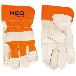 Rękawice robocze NEO 97-602 Biało-pomarańczowy (Rozmiar 10.5)