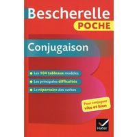 Książki do nauki języka, Bescherelle poche Conjugaison (opr. miękka)