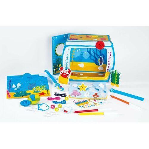 Kreatywne dla dzieci, Zestaw kreatywny Stwórz swoje akwarium