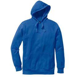 Bluza z kapturem Regular Fit bonprix lazurowy