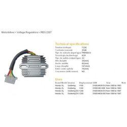 DZE REGULATOR NAPIĘCIA HONDA GL1100 80-83