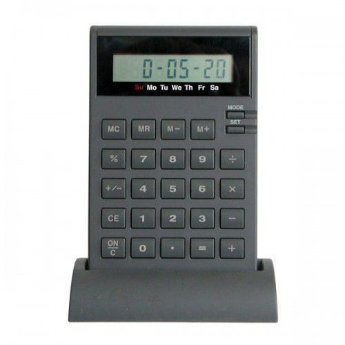 Kalkulatory, Kalkulator z zegarem na stojaku