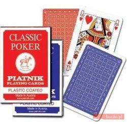 Karty do gry Piatnik 1 talia, Classic Poker