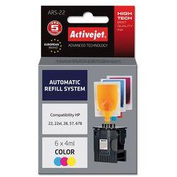 Zestaw ACTIVEJET ARS-22 Kolorowy
