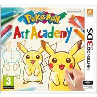 Gry na Nintendo 3DS, Pokemon Art Academy 3DS