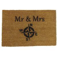 Wycieraczki, Wycieraczka Mr & Mrs Podróżniccy