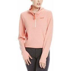 bluza BENCH - Heavy Top Coral Pink (PK170)