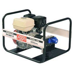 Agregat prądotwórczy Fogo FH 6001, Model - FH 6001 R