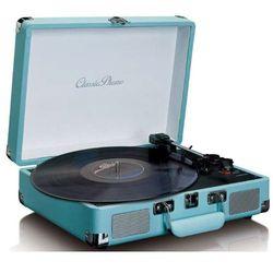 Gramofon LENCO TT11BU Niebieski