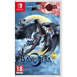 Nintendo SWITCH Bayonetta 2 - BEZPŁATNY ODBIÓR: WROCŁAW!