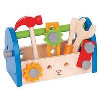 Pozostałe zabawki, HAPE Skrzynka Mechanika