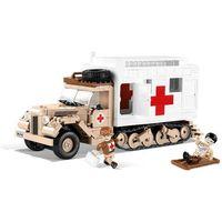 Osobowe dla dzieci, Cobi model 2518 Small Army II WW Ford V3000S Maultier Ambulance