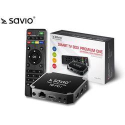 Odtwarzacz multimedialny SAVIO TB-P01 Brak