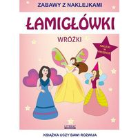 Książki dla dzieci, Łamigłówki Wróżki - Wysyłka od 3,99 - porównuj ceny z wysyłką (opr. miękka)
