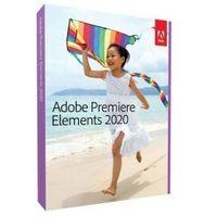 Programy graficzne i CAD, Adobe Premiere Elements 2020/Wersja PL/Szybka wysyłka/F-VAT 23%