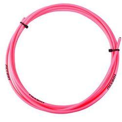 610-22-539_ACC Pancerz przerzutkowy Accent 4 mm - 3 metry różowy fluo
