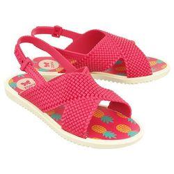 ZAXY 82317 FASHION SANDAL KIDS 22551 różowy, sandały dziecięce, rozmiary: 25-35
