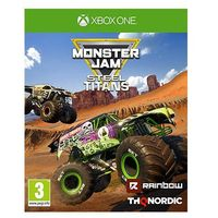 Gry Xbox One, Monster Jam Steel Titans (Xbox One)