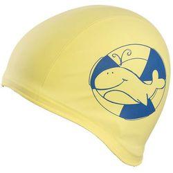 Fashy czepek guma junior 3225 żółty