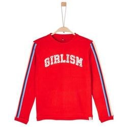 s.Oliver dziewczęca bluza XL czerwony