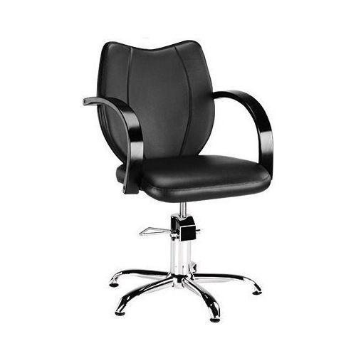Meble fryzjerskie, Ayala Toledo 01 fotel fryzjerski na pompie hydraulicznej z możliwością wyboru podstawy