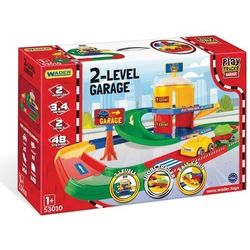 Wader Play Tracks Garaz 2-poziomowy (53010). od 0 lat