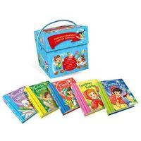 Książki dla dzieci, Najpiękniejsze bajki. Pudełko z bajkami - Opracowanie zbiorowe (opr. kartonowa)