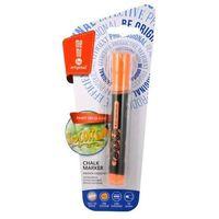 Markery, Marker kredowy neon pomarańczowy MemoBe