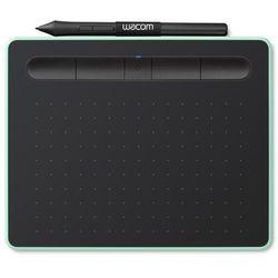 Tablet graficzny WACOM Intuos S Pen & Bluetooth Pistacjowy CTL-4100WL-E