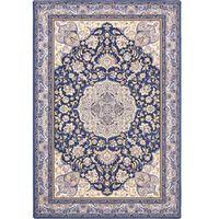 Dywany, Dywan Agnella Isfahan Hathor Ciemny Niebieski 160x240