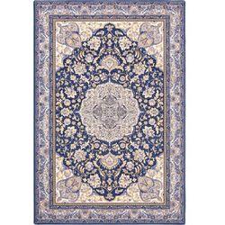 Dywan Agnella Isfahan Hathor Ciemny Niebieski 240x340