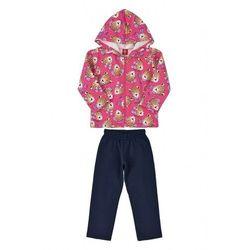 Komplet dziewczęcy bluza+spodnie 3P39AB Oferta ważna tylko do 2023-10-29
