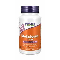 NOW Foods Melatonina 100 tab