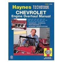 Biblioteka motoryzacji, Chevrolet Engine Overhaul Manual (opr. miękka)