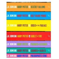 Harry Potter Boxed Set: The Complete Collection (Adult Paperback) Rowling, Joanne K.