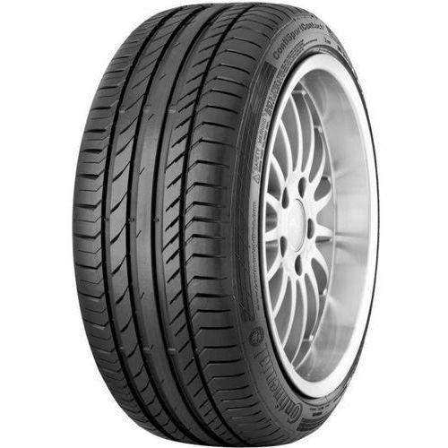 Opony letnie, Continental ContiSportContact 5 235/60 R18 103 V