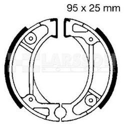 Szczęki hamulcowe komplet EBC 333 4200489 SYM DD 50, Honda XR 70, PK 50