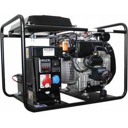 Agregat prądotwórczy trójfazowy SMG-15TE-L 15kVA diesel Lombardini 12LD477 generator Sumera Motor