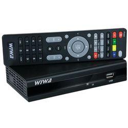 TUNER DVB-T WIWA HD 80 EVO MPEG4 & FULL HD WIWA HD 80 EVO - odbiór w 2000 punktach - Salony, Paczkomaty, Stacje Orlen