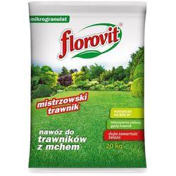 Nawóz do trawników Florovit 20 kg